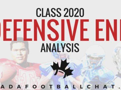 CFC100 2020 (DE): Big athletes up front