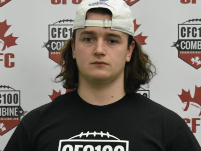 CFC100 Combine: Q&A with Charlie Doering