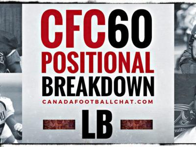 CFC60 2018 June edition: Next gen. 'backers (LB)