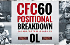 CFC60 2018 June edition: Big men in the trenches (OL)