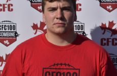 CFC100 Evan Nolli collects his first OUA offer