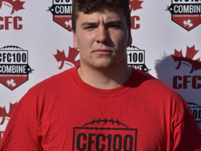 CFC100 Evan Nolli gets in-house OUA visit