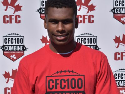 Two OUA programs spend time with CFC100 Jaden Severy