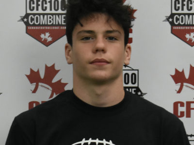 CFC100 Combine, FPC huge exposure for CFC100 Dylan Simpson
