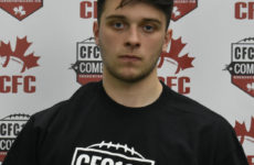 CFC100 2020: No 'redshirt' for CFC100 DE Justin Stevens