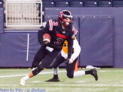 "CFC100 2020: Steven Koniuck – ""He just seems to be able to snatch the ball out of the air"""