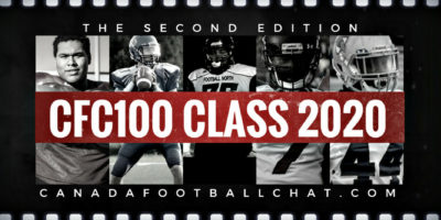 CFC100 Class 2020 2nd Edition RANKINGS