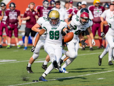 CFC100 2020: Football beats out hockey for ATH Leif Magnuson