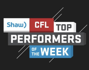 SHAW CFL top performers (21): Reilly, Gable, Stanback named