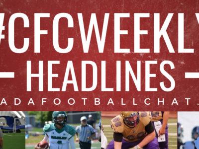 Weekly Headlines Recap (July 20th – July 26th)
