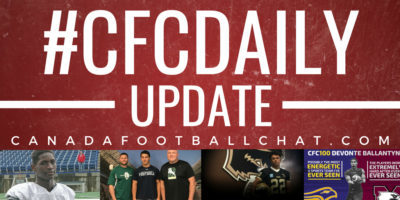 CFCDaily Update: August 13th – August 17th