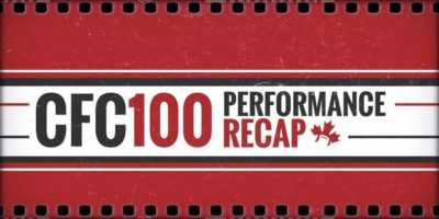 CFC100 performance RECAP (West/Atlantic) [1]: Jacobsen shines in 60-0 win
