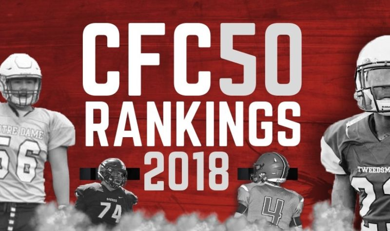 CFC50 2018 High School RANKINGS (FINAL): STM claims top spot for 2nd year, B.C crowns their champion