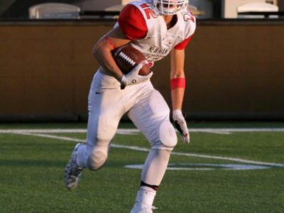 Multi-threat athlete commits to Guelph
