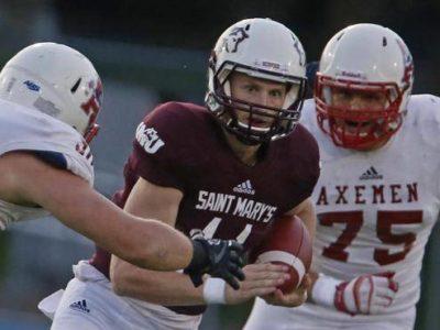CFC100 U Sports Spotlight: Kaleb Scott a true dual-threat on the East Coast