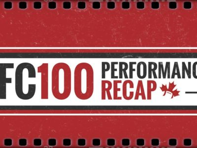 CFC100 Performance RECAP (QC) [7]: Tremblay and Kintombo lead the Loups to victory
