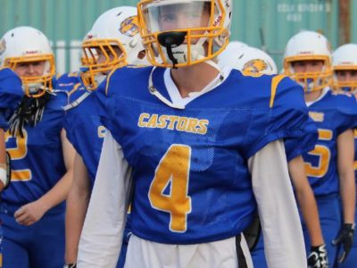 QB Sam Tremblay looks to be the present and future