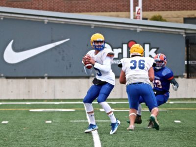 QB Mumby has shattered expectations and he is not done yet