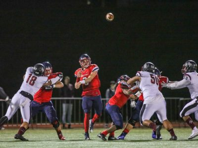 SFU: Richardson, John put on offensive show in loss to Central Washington