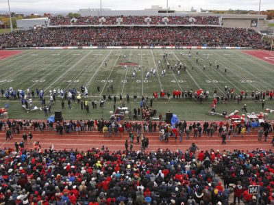 U Sports top 10 (7): Western remains undefeated, No. 2 Laval edges No. 4 Montreal in OT