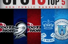 CFC10 Non-public RANKINGS (11): Clarkson beats State champs