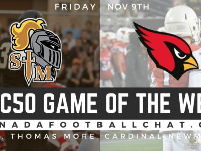 CFC50 GOTW (ON): No.1 STM look to defend the city against rivals No. 18 CN