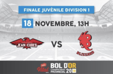 RSEQ Juvenile div 1/1b (QC): The finals are here
