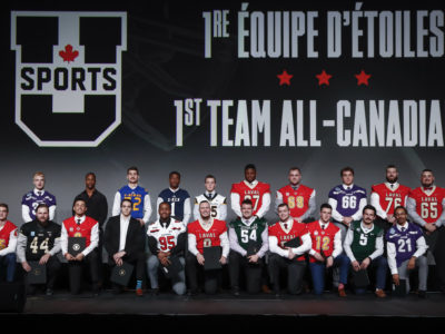 U Sports ALL-CANADIAN ROSTER includes 25 CFC100s, major award winners announced