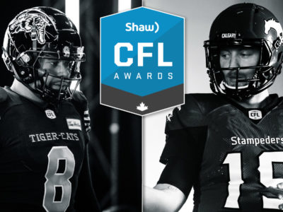 Shaw CFL Awards: Bo Levi Mitchell named Most Outstanding Player