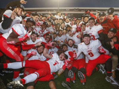 54th Vanier Cup crowns Laval as winner