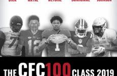 CFC100 Class 2019 6th Edition RANKINGS
