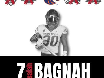 Boise State inks CFC100 Isaiah Bagnah
