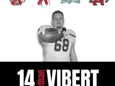 CFC100 Ethan Vibert decides on life as a Jack Rabbit