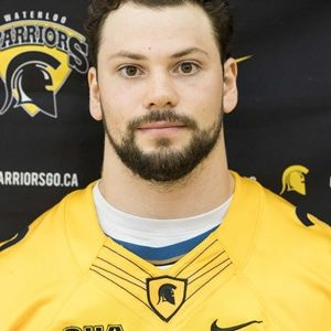 Waterloo football player suspended for presence of Cannabis
