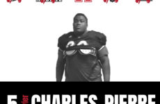 CFC60 Charles-Pierre announces NCAA commitment