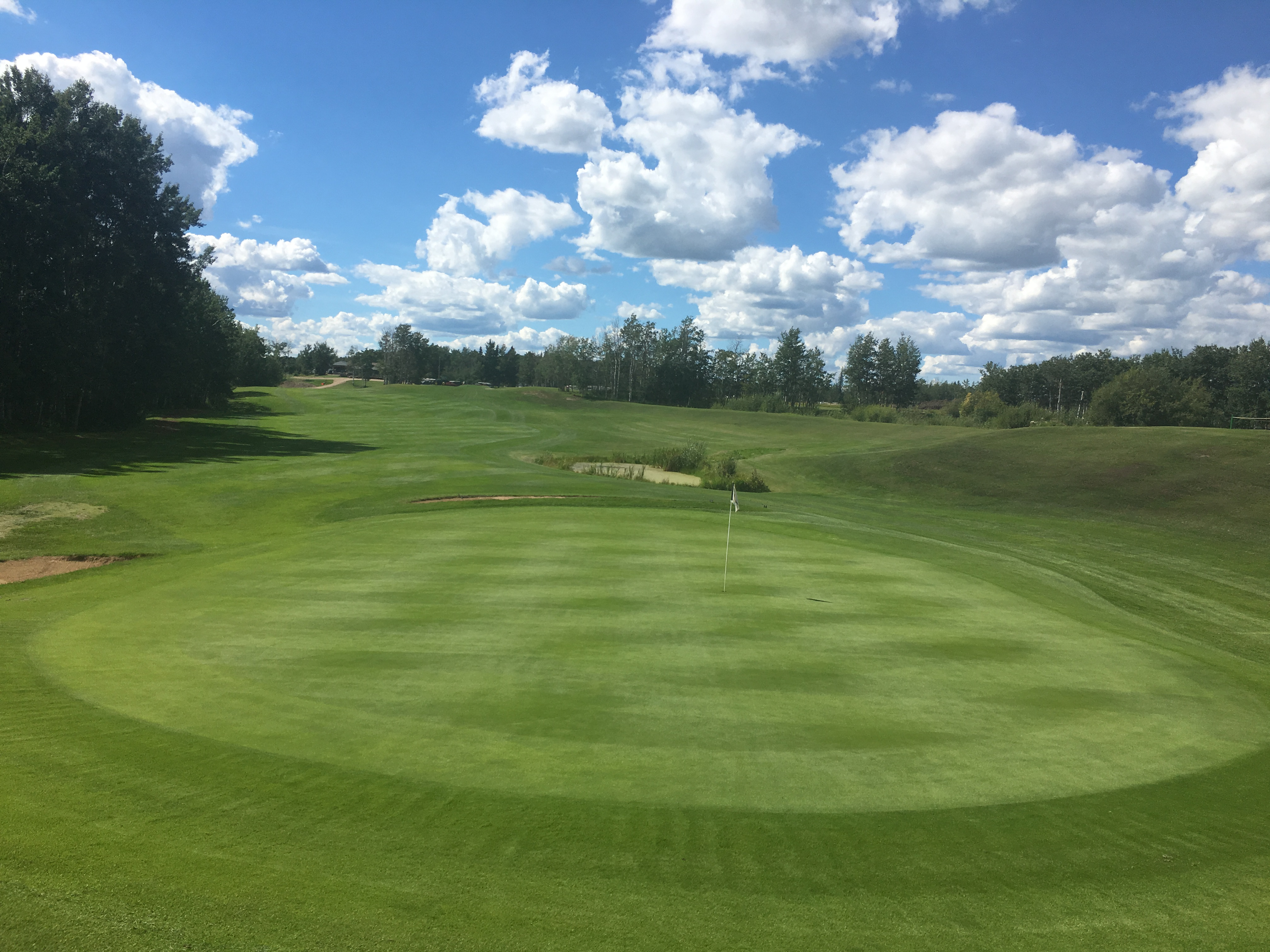 Chinook Valley Golf Course