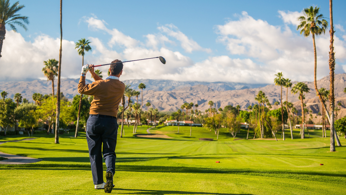 Rancho Las Palmas Golf Course