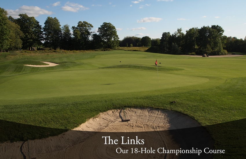 Pike Lake Golf Club - The Links