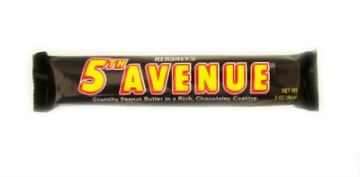 5th Avenue Candy Bar - 2ct.