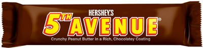 5th Avenue Candy Bars ►