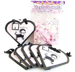A Girls Best Friend Party Favor Set (DISCONTINUED)