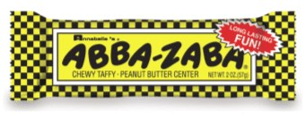 Abba Zaba Bar - 2ct.