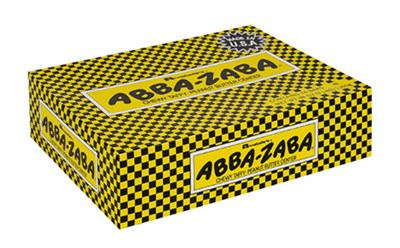 Abba Zaba Candy 24ct (coming soon)