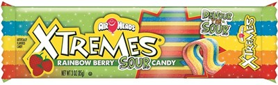 Airheads Extremes Sweetly Sour Belts - 2ct.