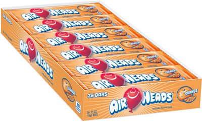 Airheads - Orange 36ct.
