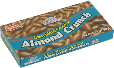 Chocolate Almond Crunch Theater Size Box (discontinued)