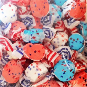 All American Mint USA Salt Water Taffy 3LB