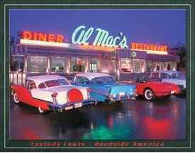 Al Mac's Diner Sign (SOLD OUT)