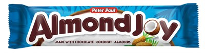 Almond Joy Candy Bars - 2ct.