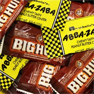 Annabelle's Big Hunk & Abba Zaba Mini Mix - 3LB